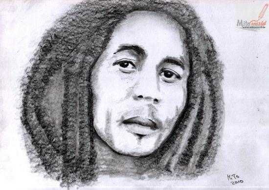 Bob Marley by Mito